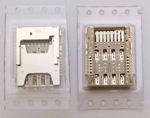 Slot Leitor Chip Sim Card Lg G3 D855 D858 G4 H815 D337 Original