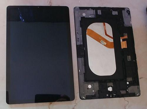 "Frontal Lcd Touch Screen Tablet Samsung S4 Sm T835 10.5"" Genuíno + Película Vidro"