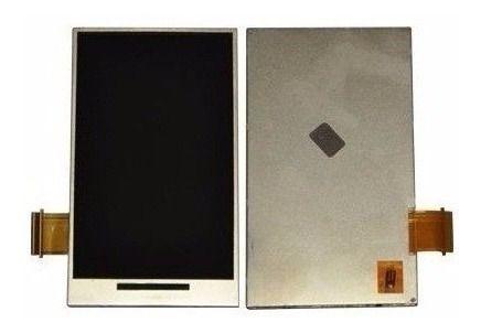 Tela Visor Display Lcd Celular Motorola Ex128 \ Ex245 Original