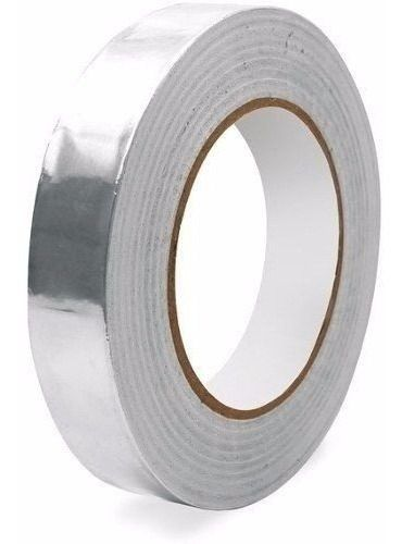 Fita de Alumínio Isolante Térmico + Fita Dupla Face 2mm 50mt