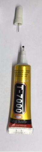 Cola T7000 Preta 15ml Multiuso + Espátula De Aço para manutenção celular e eletrônicos