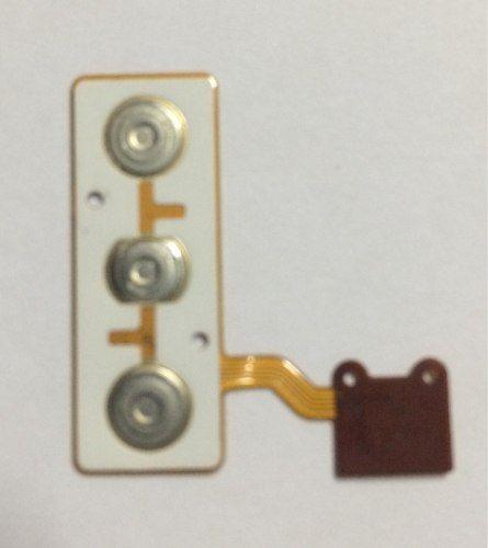 Flex Botão Power Volume Celular Lg D337 L Prime Original