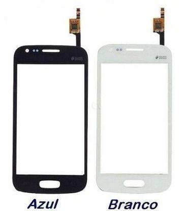 Vidro Touch Screen Samsung GT S7273 S7270 Galaxy TV