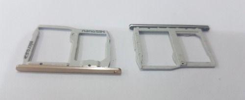 Gaveta Chip Celular Lg K220 X Power Sim Card Sd Dourado Original