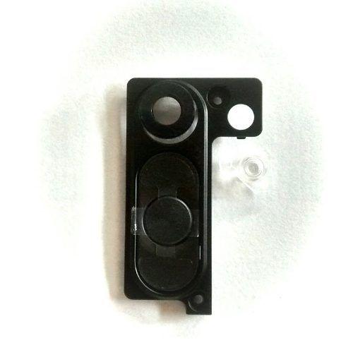 Lente Câmera e Botões Volume Celular Lg D337 L Prime Original