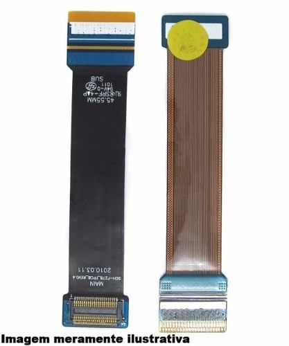 Cabo Flex Celular Samsung F275 / F276 / F278 Original