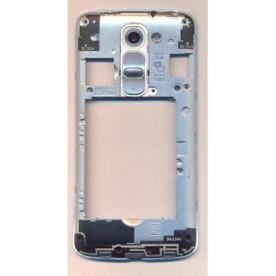 Gabinete Traseiro Aro Celular LG G2 Mini D618 D620 D625