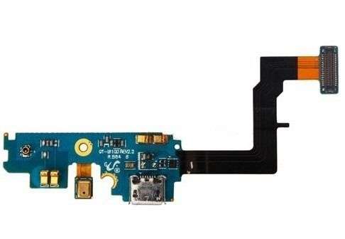 Flex / dock conector carga Celular Samsung i9100 Galaxy S2