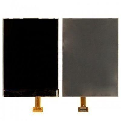 Frontal lcd touch Celular Nokia C2 06 dourado com aro - Original