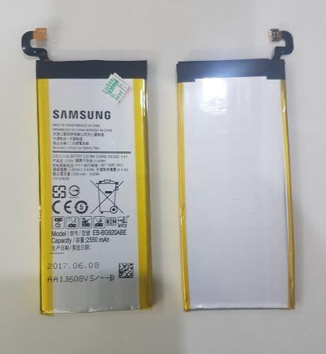 Bateria original Samsung S6 Sm G920 Eb bg920abe Nova
