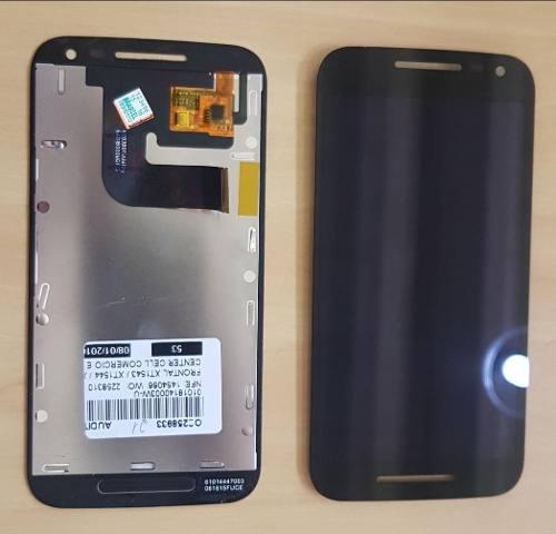 Display Lcd Touch Screen Celular Moto G3 Xt1543 Xt1544 Original