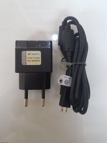 Carregador e cabo Usb Sony Xperia EP-880 Original  Z3 Z2 T2 1500 Mah Anatel