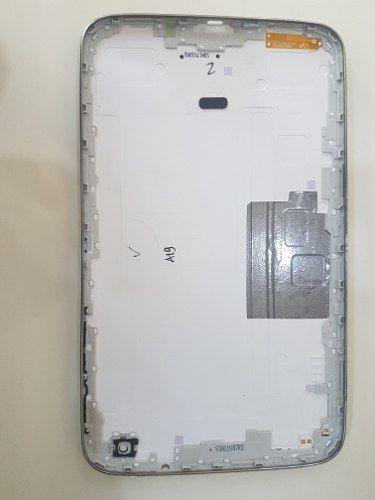 Tampa Traseira Aro Lateral Botões Tablet Samsung Sm T311 8 pelogadas