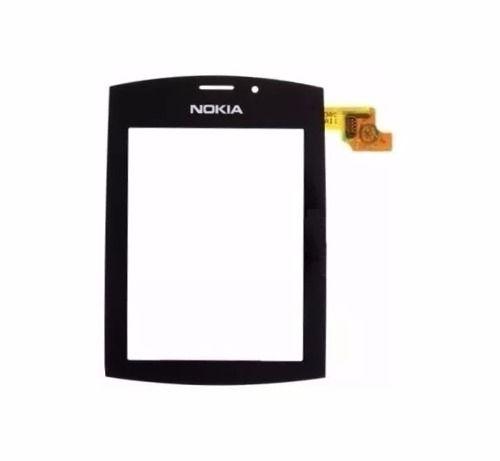 Vidro Touch Screen Preto Nokia Asha 303 \ N303 Original