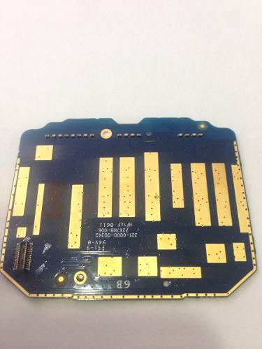 Placa do Teclado Celular Lg C335 Dual Original