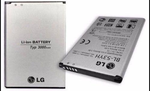 Bateria Lg Bl-53yh  bl 53yh / G3 D855 D850  D690 / 100% Original
