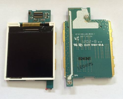Display Lcd Celular Samsung Gt E1195 / E1150 Original