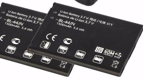 Bateria Lg Bl-44jn [ A390 \ A395 \ E400 \ E475 \ A290 ] Original