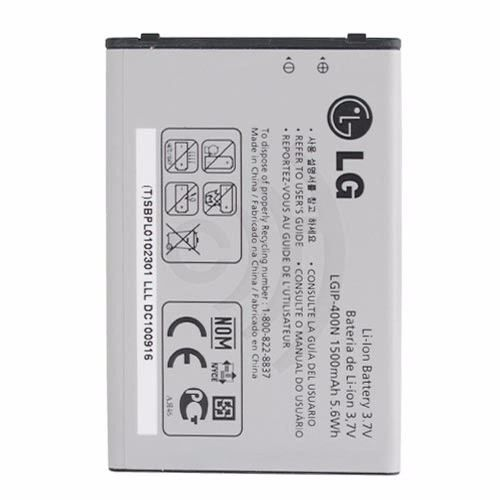 Bateria Lg Lgip [ 400n \ 400n \ Gx200 \ Gx500 ] Original