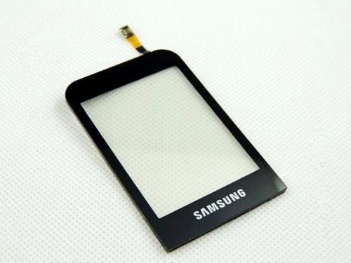 Vidro Tela Touch Screen Preto Samsung C3300 Original