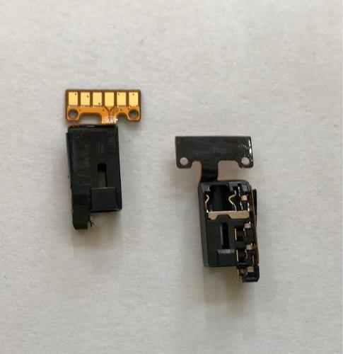 Flex Conector P2 Fone Ouvido Lg K10 2017 M250 M250ds Original