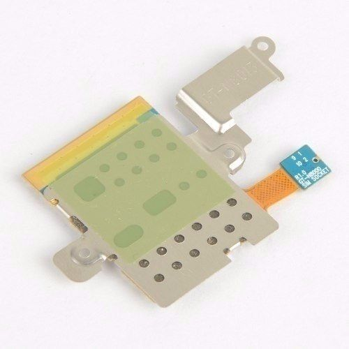 Flex Conector do Chip Tablet Samsung Note 10.1  Gt N8000 Original