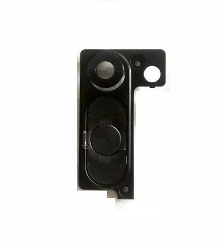 Lente Vidro da Câmera Lg D337 L Prime + Botões Dourado Original