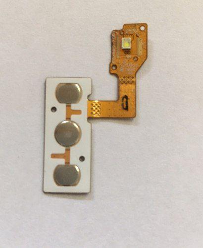 Flex do Botão Power Volume Lg K8 K350 / k350ds Original