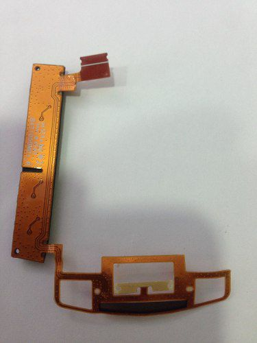 Flex Cable Botão Lateral Ptt Nextel I290  i296 Original
