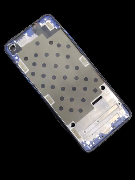 Aro Chassi Gabinete Celular Motorola One Vision Xt1970 Retirado