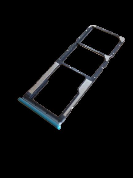 Bandeja Gaveta Chip Slot Sim Card Xiaomi Redmi Note 9 Pro