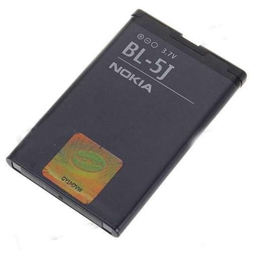 Bateria Bl-5J Nokia Antigos C3-00 5800 5230 X1-01 N302 1430Mah