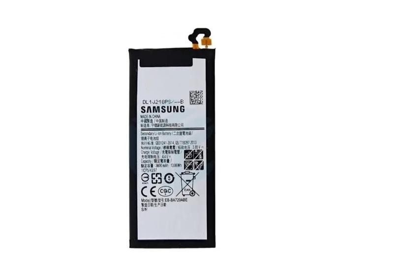 Bateria Celular A720 2017 Eb-ba720 Galaxy Testada Nova