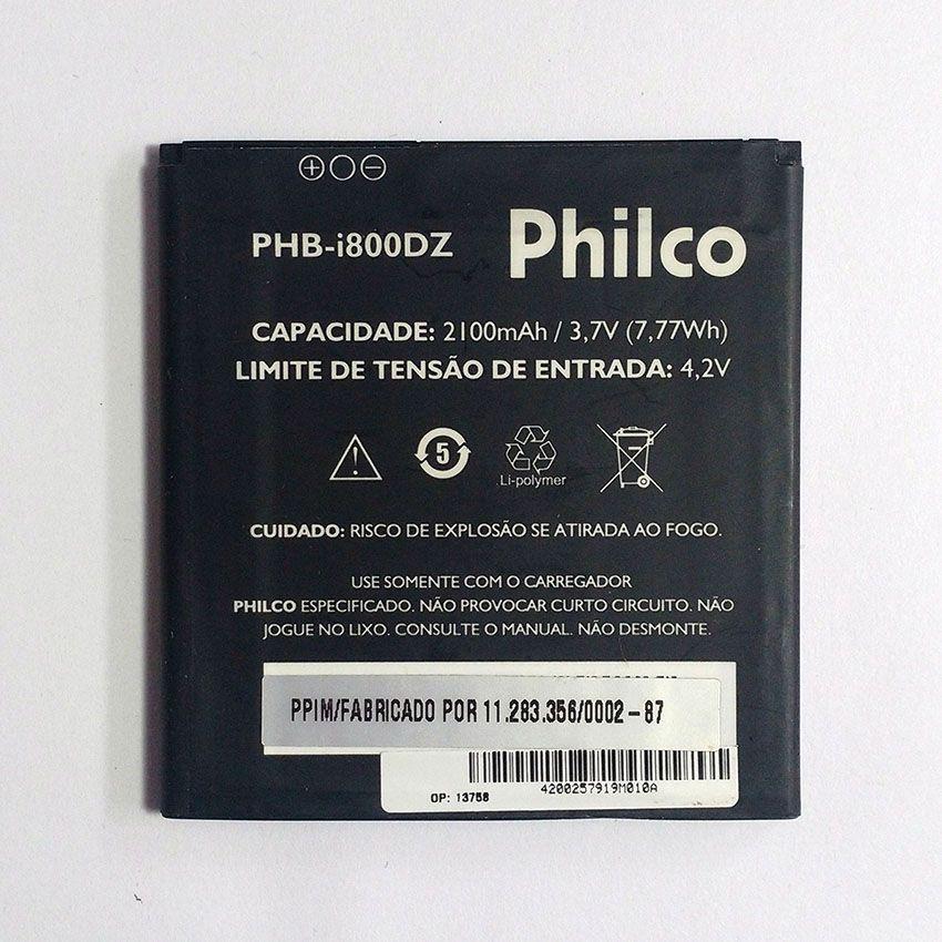 Bateria Celular Philco Phone 500 PHB-i800DZ Nova Original