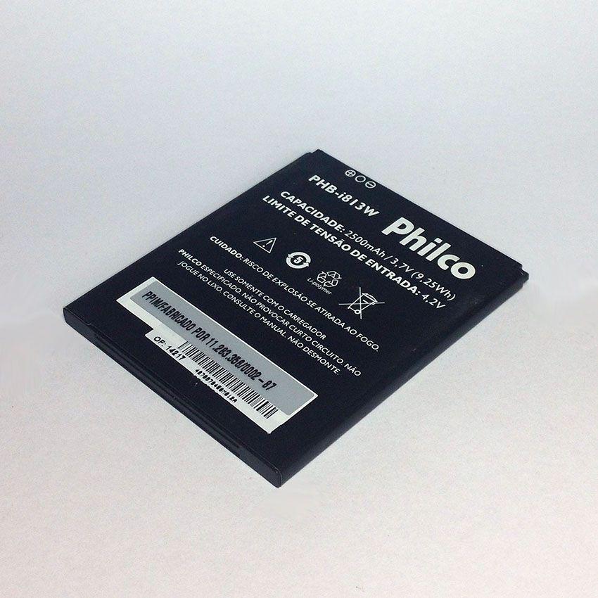 Bateria Celular Philco Phone 530 PHB-i8 13W 2500 Mah Original