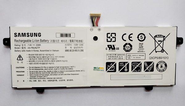 Bateria Samsung AA-PBUN2TP Notebook XE500C13 XE500C13 4400mAh 33Wh 7.6V 4400mah Original