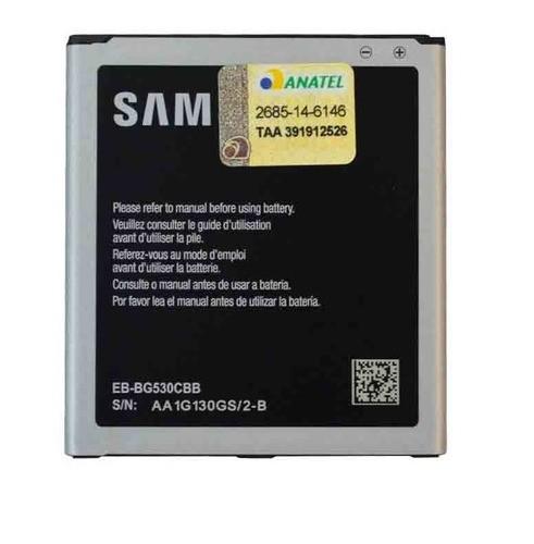 Bateria Samsung  EB Bg530 G530 J500 J5 J3 J320 Original 2600mah