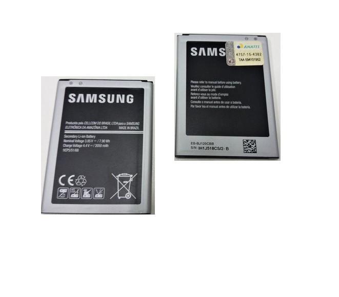 Bateria Samsung EB-BJ120ABE Galaxy J1 2016 SM-J120 2050MAH Original
