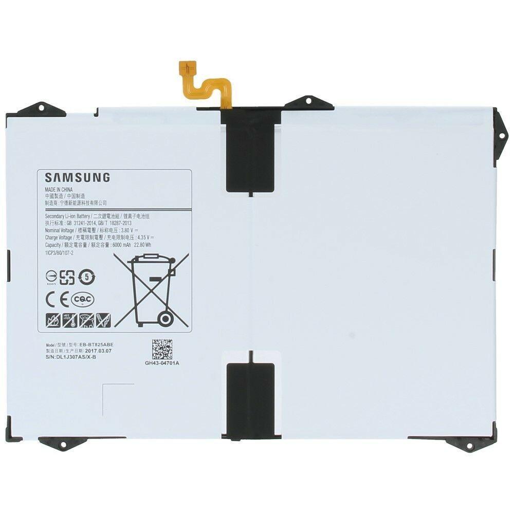 Bateria Samsung Tab S3 Tela 9.7 Sm T825  Eb-bt825 abe 6000 MAH Original