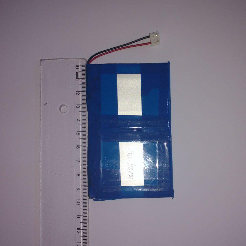 Bateria Tablet 7 Polegadas 4v DL Lenox Cce  Medidas 6,1cm x 9,3cm 1450Mah