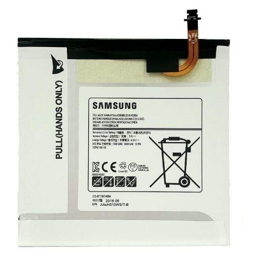 """Bateria Tablet Samsung EB-BT367ABE Tab E 8"""" Sm T380 T385 5000MAH Original Retirada"""