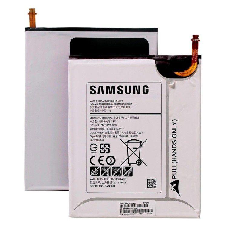 Bateria Tablet Samsung EB BT561 Tab e 9.6  SM T560 T561 Original