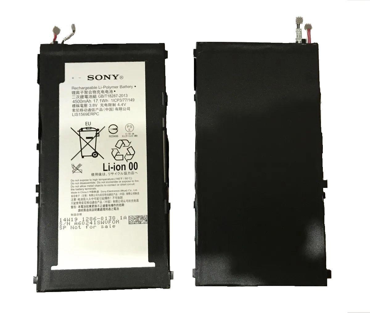 Bateria Tablet Sony Xperia Z3 Lis1569erpc 4500mah Sgp611