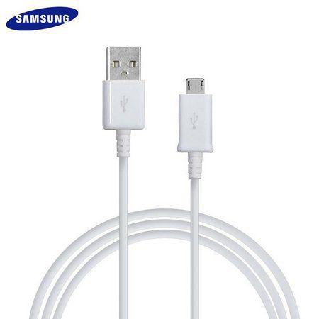 Cabo Usb de dados e carga Original Celulares Samsung Micro Usb  2.0 80CM
