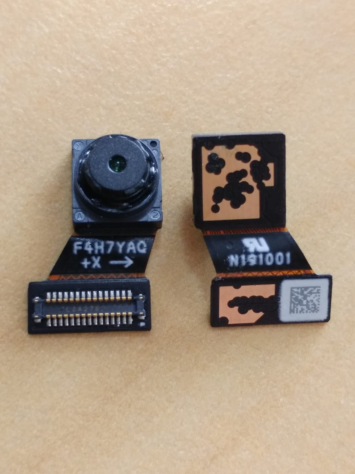 Camera Frontal Moto G7 Power Xt1955-1 Original Retirado