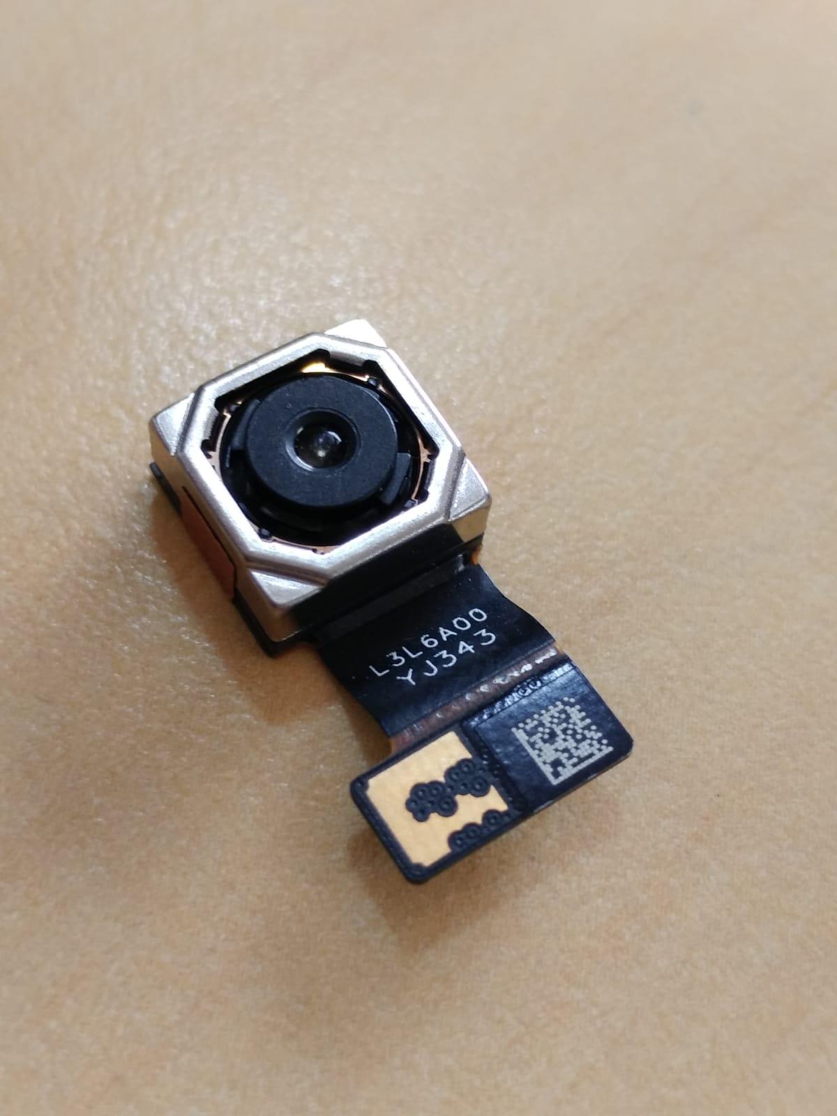 Câmera Traseira Celular Moto G7 Play Xt1952 Original Retirado