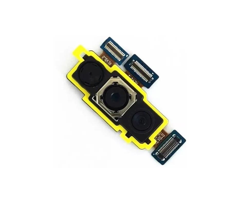 Câmeras Traseira Principais Tripa Celular A30s Sm A307 Original