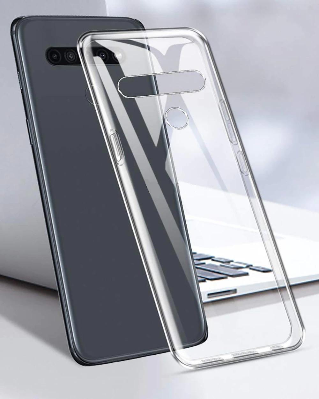 Capa Protetora Transparente Celular K41s e K51s Envio Imediato