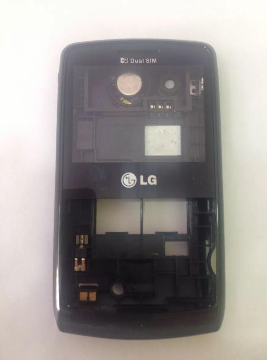 Carcaça Visor Frontal Lg X335 Dual  Sem teclado sem tampa traseira