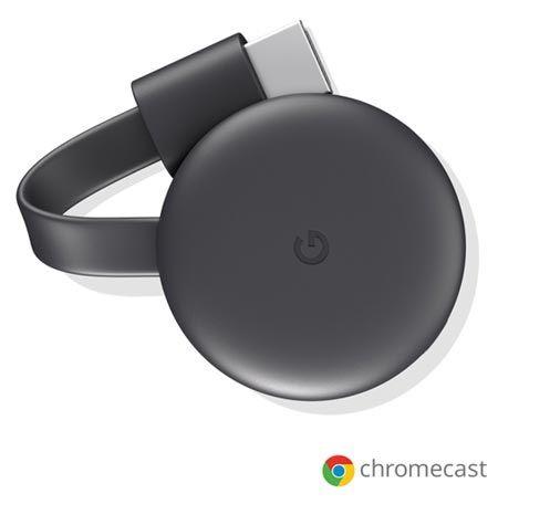 Chromecast 3 Full Hd Original  GA00439-BR
